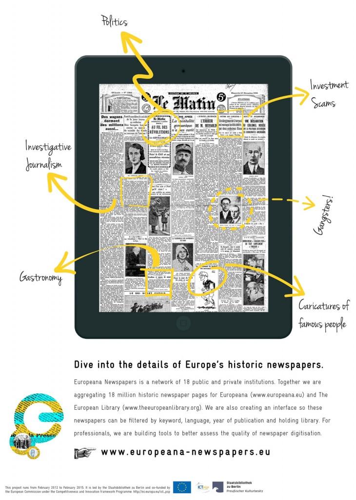 Europeana AGM Poster