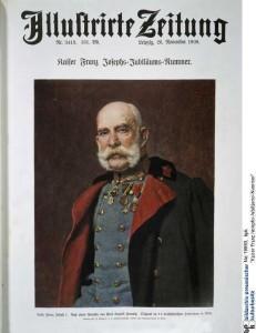 """""""Kaiser Franz Josephs-Jubiläums-Nummer"""""""