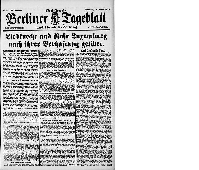 a history of the newspaper What is the news media read this article to get a brief history of the news media from its early beginnings to the present day.