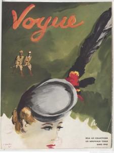 Vogue, March 1940